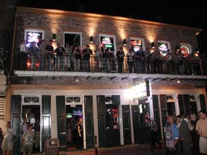 Image result for new orleans balcony party maison jazz club